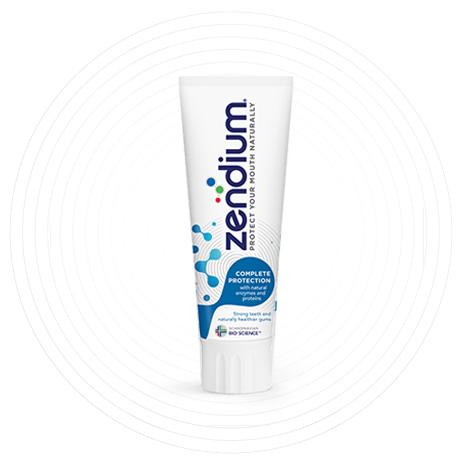 Pasta Dental Zendium